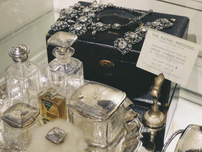 Ганна Вальска выпускала серию парфюмов