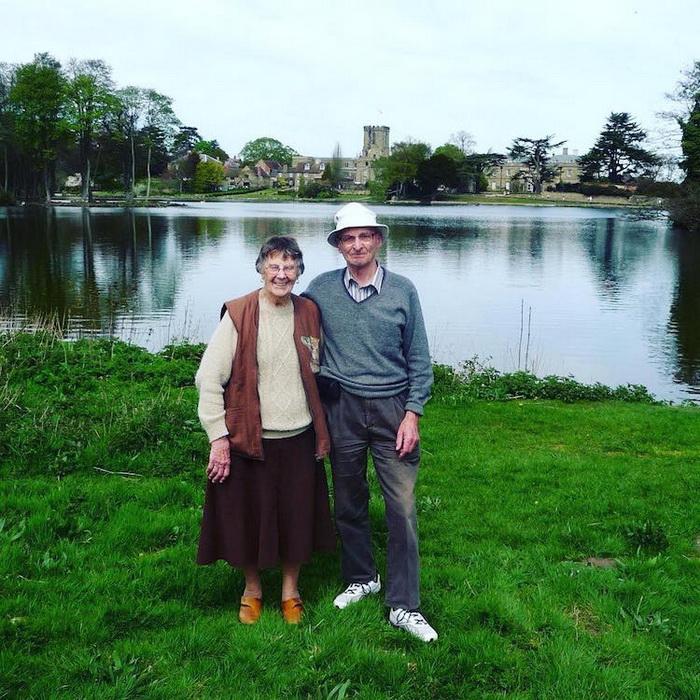 Жофрей и Полина прожили вместе 65 лет.