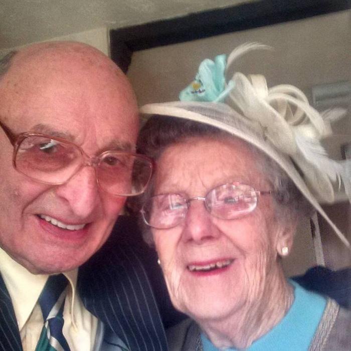 Жофрей и Полина вместе уже 65 лет.