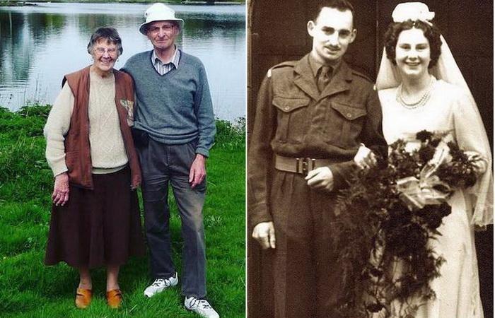 Жофрей и Полина - счастливая семейная пара, которая прожила уже 65 лет вместе.