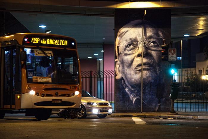 Фотографии пожилых людей от Ракель Браст (Raquel Brust)