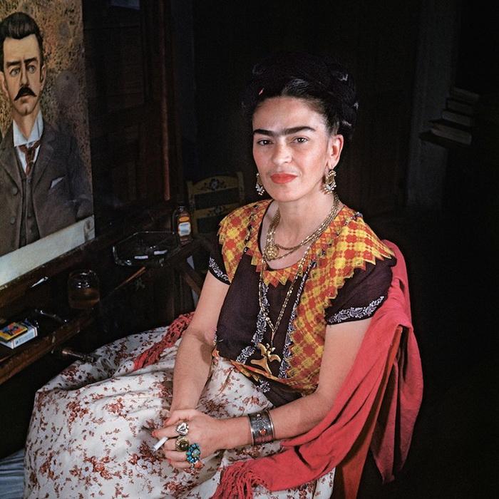 Редкие снимки Фриды Кало в последние годы ее жизни