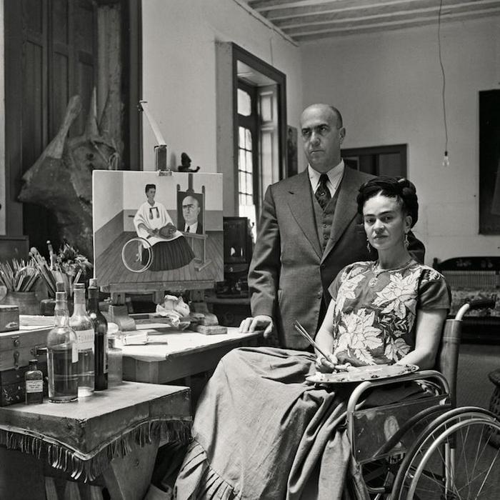 Фрида Кало - самая известная мексиканская художница