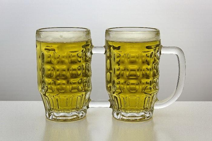 Двойной бокал пива от Giuseppe Colarusso