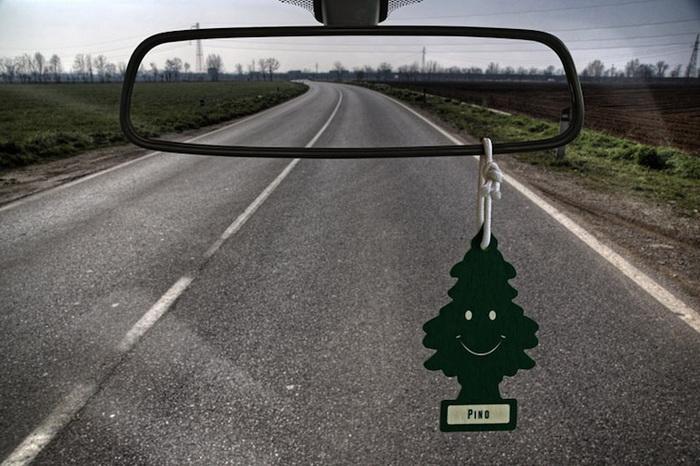 Прозрачное *зеркало* от Giuseppe Colarusso