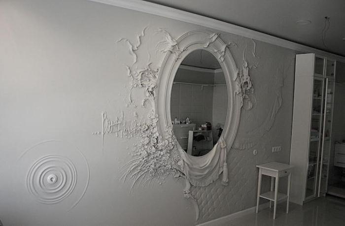 Оформление комнаты.