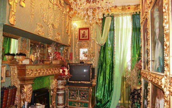 Золотая квартира в Магадане