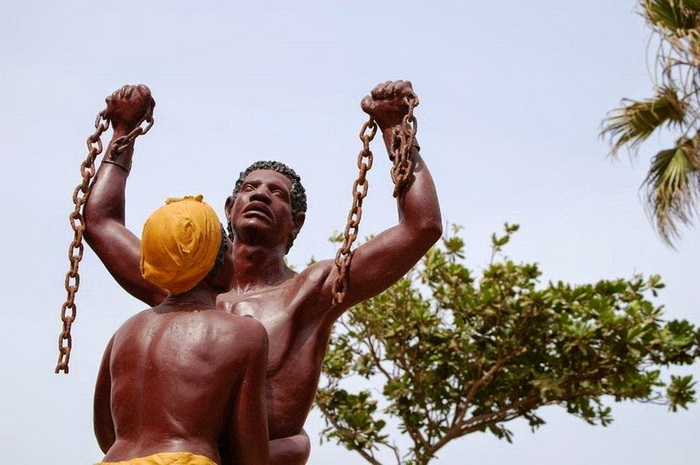 Остров Горе в Сенегале - центр работорговли