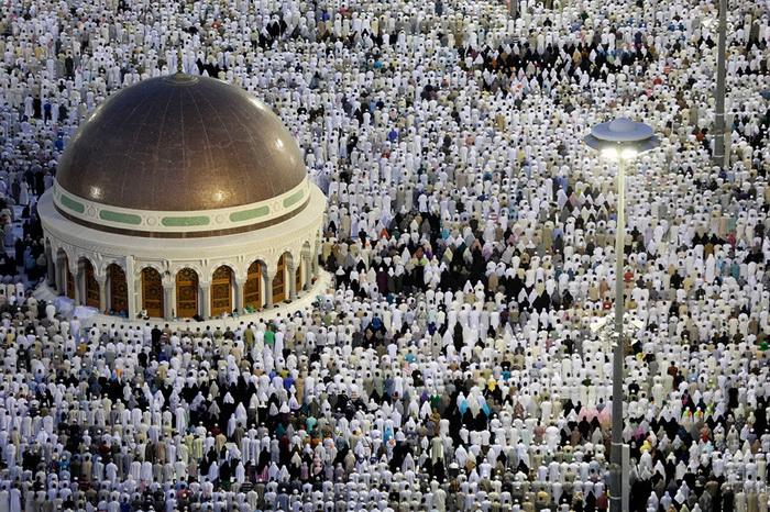 Хадж - крупнейшее религиозное паломничество в мире