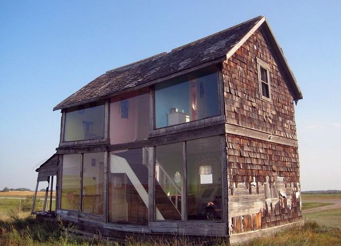 Кукольный домик от канадской художницы Хизер Беннинг