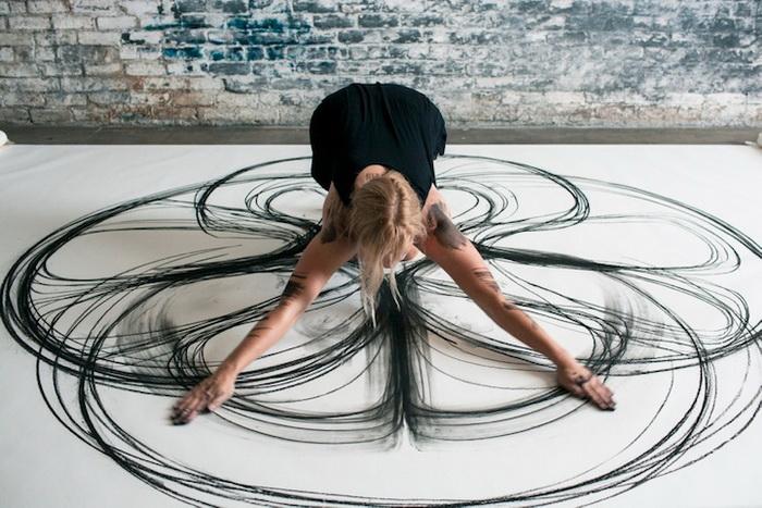 Экспериментальный проект «Emptied Gestures» от Heather Hansen