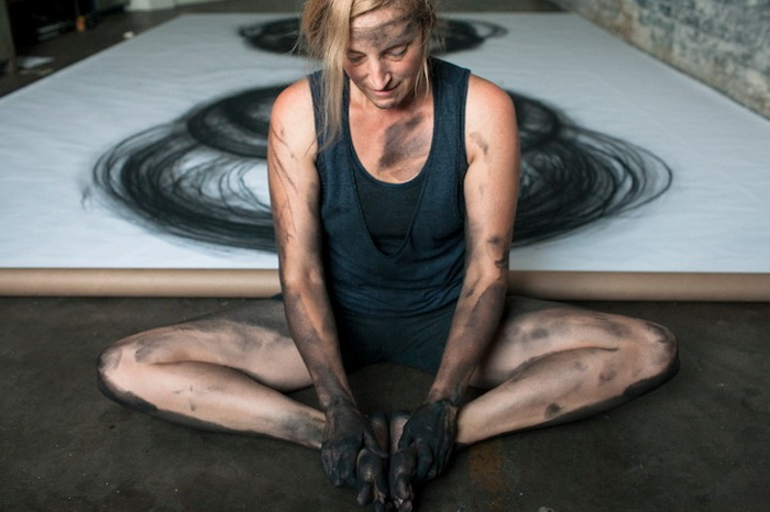 Heather Hansen и ее проект Emptied Gestures