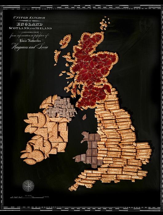 Бисквитная Англия