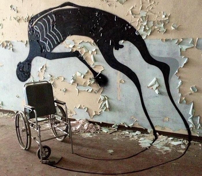 Проект «1000 Shadows» от Герберта Баглионе