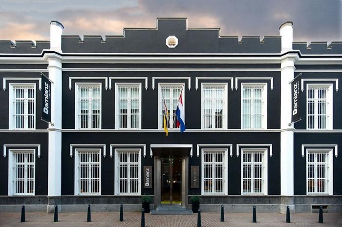 Тюрьма Het Arrestuis просуществовала с 1862 до 2007 года