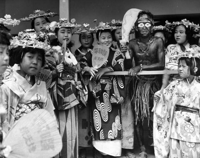 Хиросима: 2 года после атомной бомбардировки