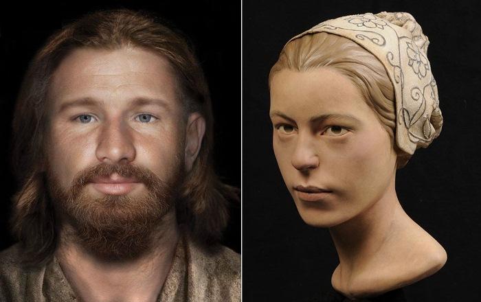 Как выглядели люди столетия назад: историческая реконструкция.