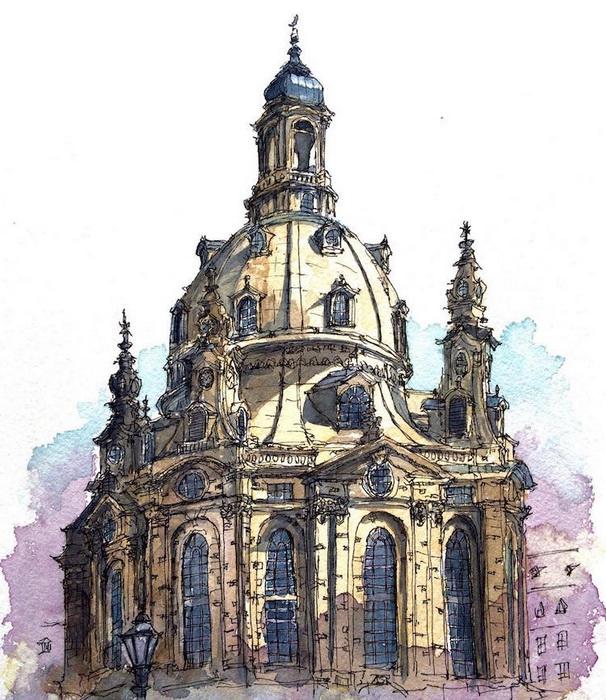 Дрезден, Германия
