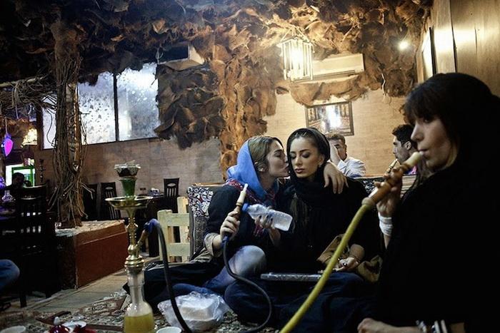 Иранское путешествие: фотоцикл от Хоссеина Фатеми (Hossein Fatemi)