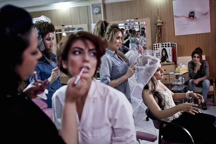 Женский салон, в котором мужчинам не разрешается ни находится, ни работать