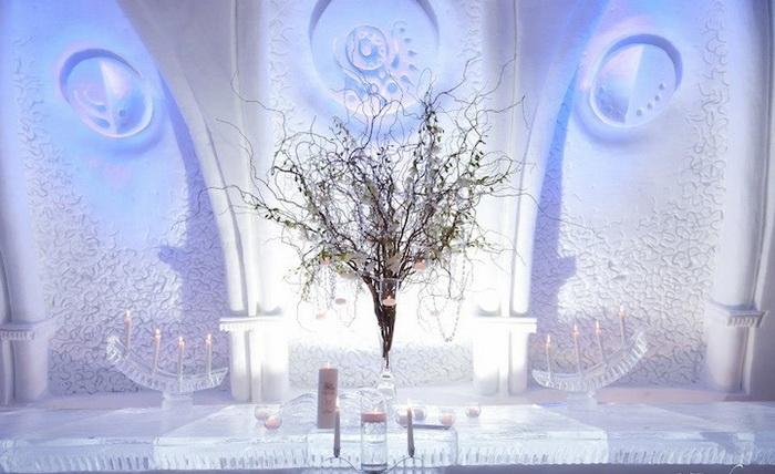 Канадский отель Hotel De Glace - ледяные чертоги для тех, кто не боится холода