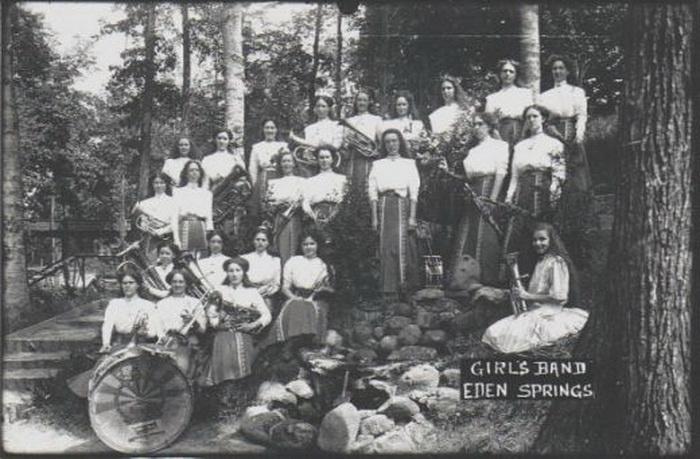 Женский оркестр