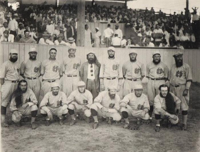 Члены еврейской коммуны House of David достигли успехов в спорте
