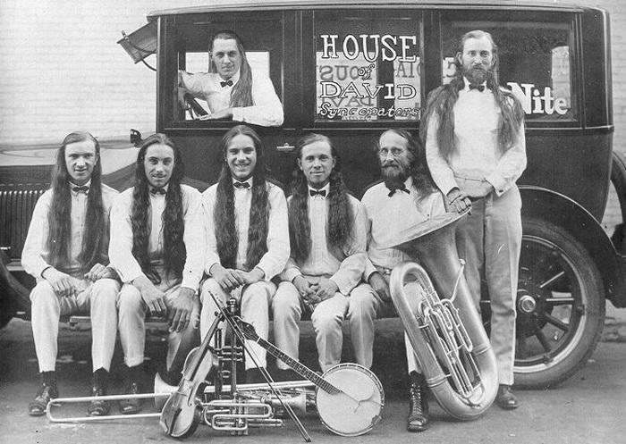 Эти парни играли джаз