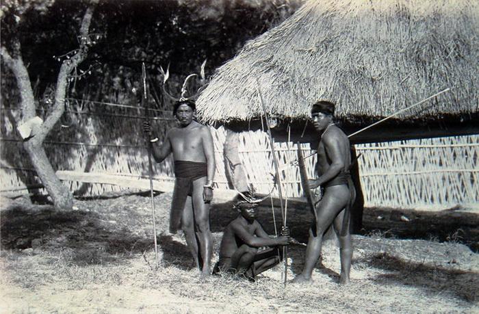Этнологическая экспозиция