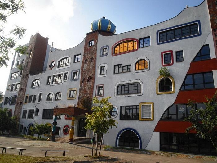 Гимназия Мартина Лютера, Виттенберг (Германия)
