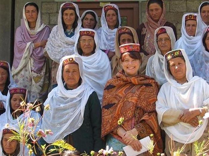 Представители народности хунзакуты. Фото: interesnoznat.com