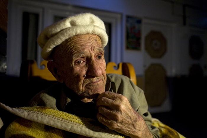 Саид Абдул Мобуд, долгожитель хунзакута, доживший до 160 лет. Фото: interesnoznat.com