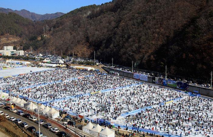 Около миллиона туристов ежегодно приезжает на Фестиваль форели
