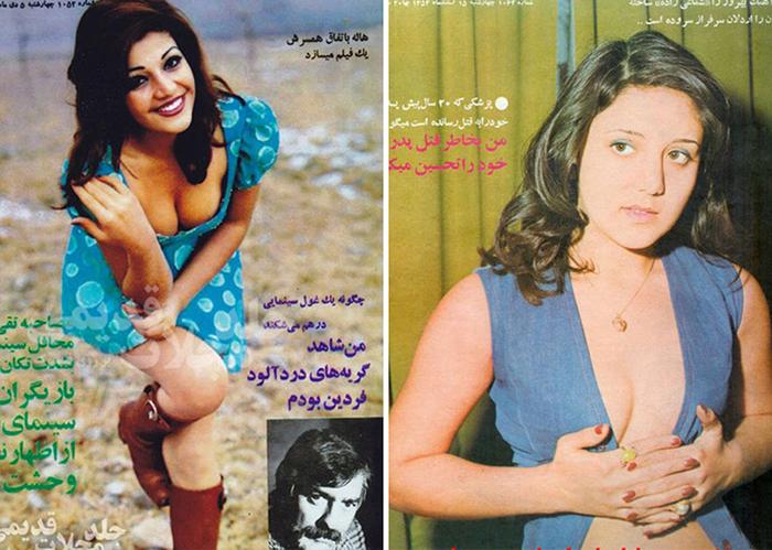 Сексуальные иранки