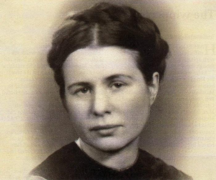 Портрет Ирэны Сэндлер, 1942 год