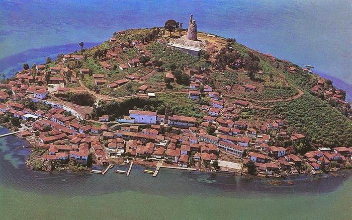 Мексиканский остров Ханицио