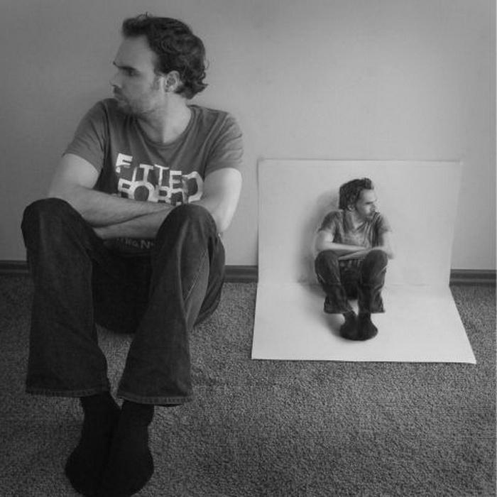 Трехмерный автопортрет от Рамона Брюина (Ramon Bruin)