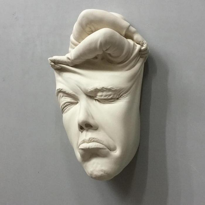 Скульптуры Джонсона Тсанга.
