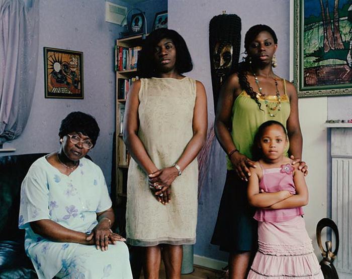 Cynthia Rowe 68, Maureen Rowe 46, Natalie Hunt 25, Dehaney Hunt 5