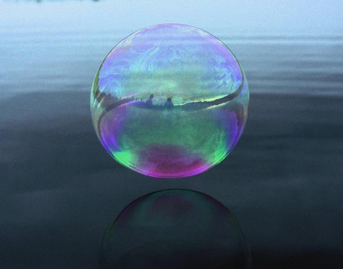 Портреты на мыльных пузырях. Фотопроект Джулианны Шварц
