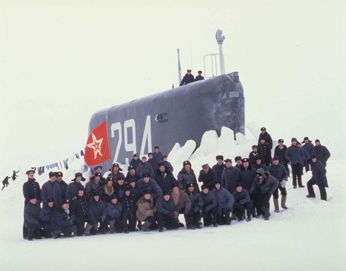 К-19: история первого советского подводного атомного ракетоносца