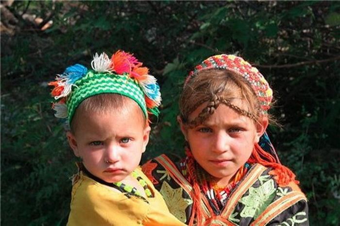Калаши - загадка Пакистана