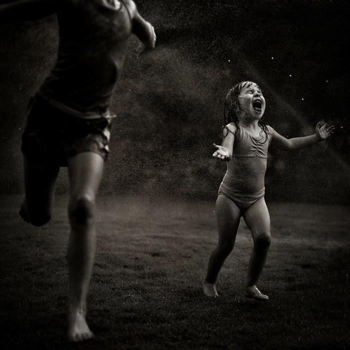 Трогательные фотографии дочерей от Кейт Паркер (Kate T. Parker)