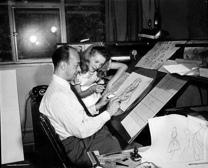 Процесс создания анимации