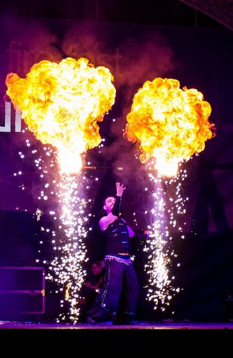 Игры с огнем: Kiev Fire Festival 2012
