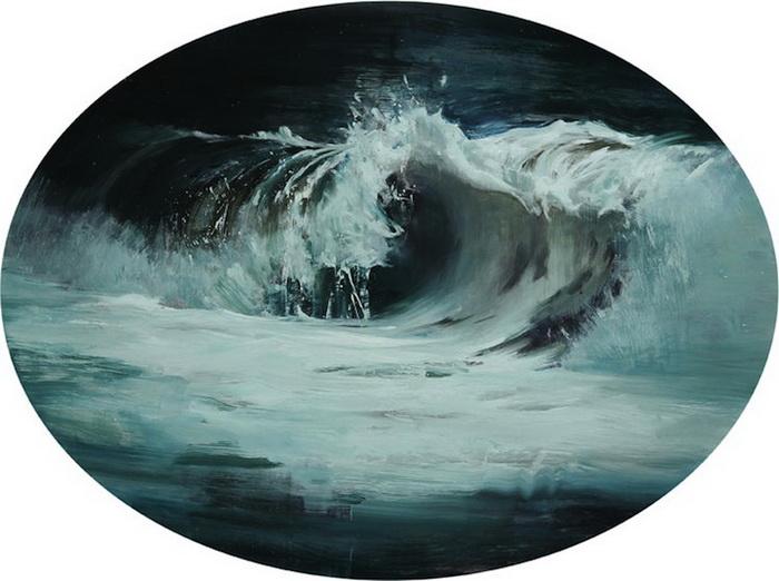 Море на картинах Кима Когана