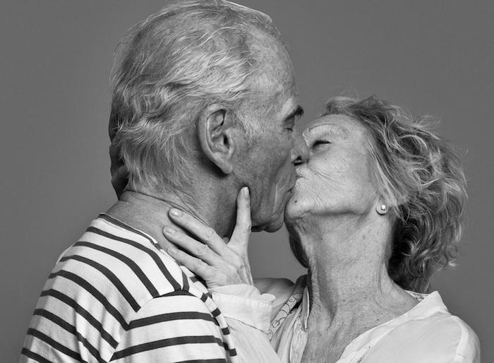 Поцелуи на фотографиях Бэна Ламберти (Ben Lamberty)