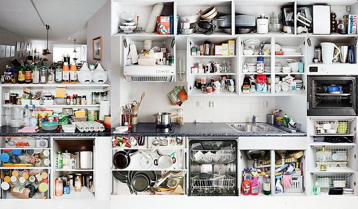 Кухня - метафора поликультурного мира. Необычный фотопроект от Erik Klein Wolterink