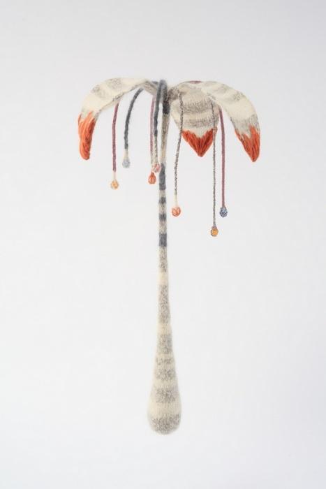 Любовь с первого взгляда: вязаные цветы Татьяны Янишевской