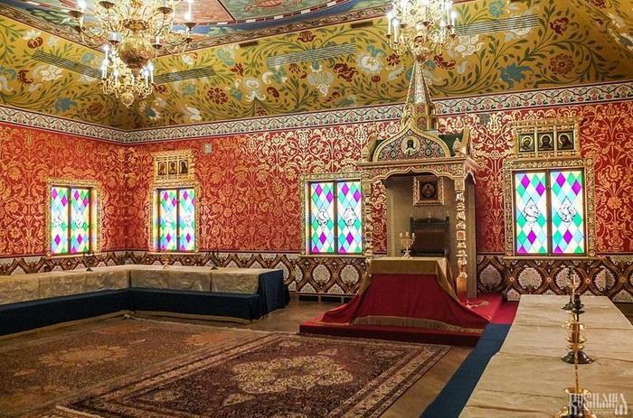 Резиденция царя Алексея Михайловича